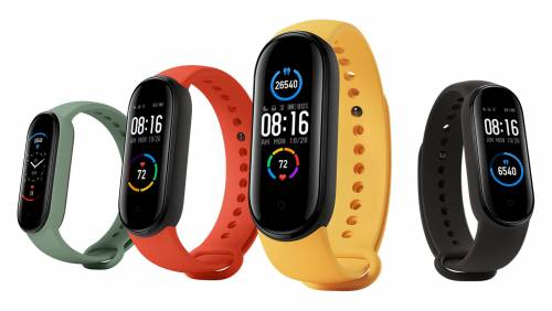 Xiaomi Mi Band 5 vs Mi Band 4, quale acquistare?