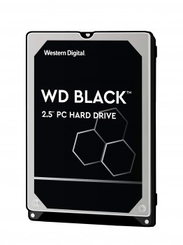 Western Digital WD10JPLX - 320GB 2.5 Inch internal hard drive, black