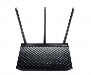 ASUS DSL-AC51 - WLAN-Router (Dual-Band (2,4 GHz/5 GHz), Wi-Fi 5 (802.11ac), 433 Mbit/s, 802.11a,Wi-Fi 5 (802.11ac),802.11b,802.11g,Wi-Fi 4 (802.11n), 300 Mbit/s, 433 Mbit/s)