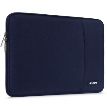 MOSISO Laptop Sleeve Hülle Kompatibel mit 15 Zoll MacBook Pro Touch Bar A1990 A1707, ThinkPad X1 Yoga, 14 Dell HP, 2019…
