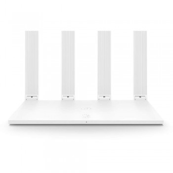 HUAWEI WLAN WS5200 AC1200 Wireless Gigabit Router Dual-Band 5 Ethernet-Ports, Intelligente WLAN-Router mit Langer…