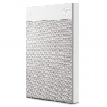 Seagate Backup Plus Ultra Touch, tragbare externe Festplatte, 1 TB, 2.5 Zoll, USB 3.0, PC & Mac, Weiss, ModelNr.: STHH1000402