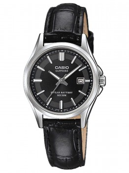 CASIO Damen Analog Quarz Uhr