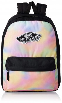 Vans Realm Backpack Aura WASH-Black, One Size