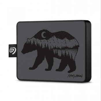 Seagate One Touch Black Bear 1TB