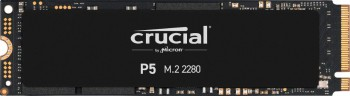 Crucial P5 CT1000P5SSD8 1 TB Solid State Laufwerk (3D NAND, NVMe, PCIe, M.2, 2280SS)