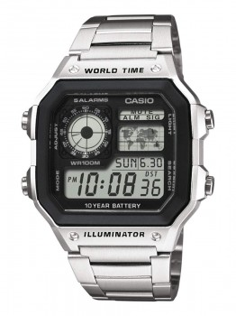 Montre Homme Casio Collection AE-1200WH