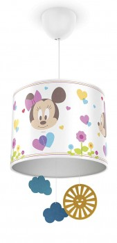Philips Suspension Disney Minnie Luminaire Chambre d'Enfant