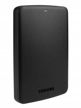 "Toshiba Canvio Basics 2 To Disque dur externe portable (6,4 cm (2,5""), USB 3.0) Noir"