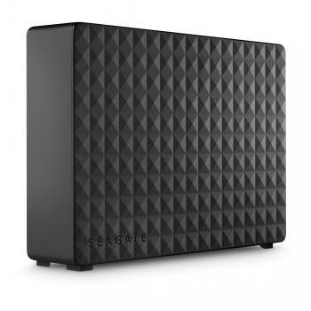 Seagate Expansion Desktop 3 To, Disque dur externe HDD, USB 3.0 pour PC portable et Mac (STEB3000200)