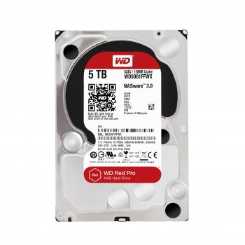 5tb Red Pro 128mb