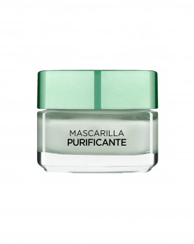 L'Oréal Make Up Mascarilla Arcilla Verde Masque de Purification 50 ml
