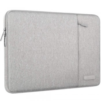 MOSISO Housse Compatible avec 13-13,3 Pouces MacBook Pro, MacBook Air, Notebook, Laptop Sleeve Polyester Verticale…
