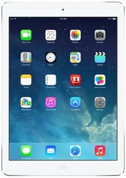 Apple iPad Air 16Go Wi-Fi - Argent (Reconditionné)