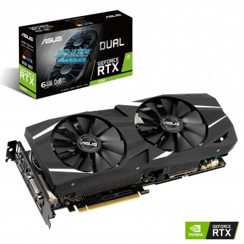 ASUS ROG Strix NVIDIA GeForce RTX 2060 Carte Graphique Gaming (6GB GDDR6, PCIe 3.0, Axial fan, MaxContact, Auto-Extreme, GPU Tweak II, 144hr validation)