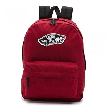 Vans Realm Backpack Sac à Dos Loisir 42 Centimeters 22 Rouge (Biking Red)