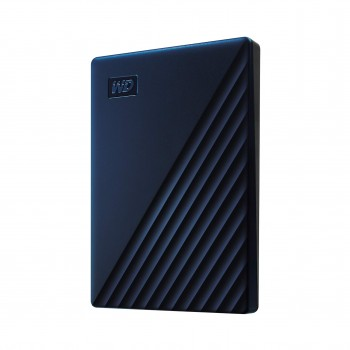 WD - My Passport for Mac 2To - Disque dur externe portable pour Mac avec  protection par mot de passe, compatible Time Machine