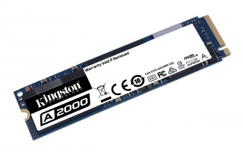 DD SSD KINGSTON A2000 250Go M.2 2280 PCIe NVMe (SA2000M8/250G) *5528