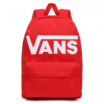 Vans Mn Old Skool III Sac à dos pour homme, Rouge. (Rouge) - VAI6R