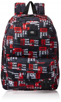 Vans Mn Old Skool III Sac à dos pour homme, Ruban d'emballage (Multicolore) - VAI6R
