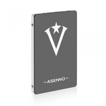 ASENNO SSD Disque SSD SSD 2 to SATA III