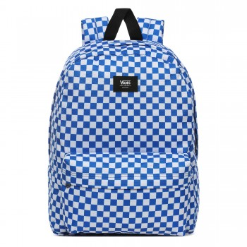 Vans Old Skool III Backpack, Sac à Dos Homme, Bleu, Taille Unique