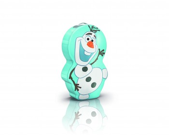 Philips Lighting , Frozen Olaf, Torcina Luce notturna LED per bambini