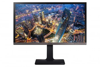 Samsung Monitor U28E850R Monitor 28'' 4K Ultra HD, 3840 x 2160, 60, Hz, 1 ms, 2 HDMI, Display Port, Mini-Display Port, Regolabile in Altezza, Nero