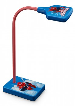 Philips Lighting Disney Spiderman Lampada da Tavolo, LED, 4 W