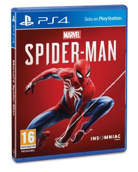 Marvel's Spider-Man (PS4) - PlayStation 4 [Edizione: Spagna]