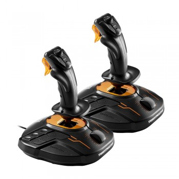 Thrustmaster T.16000M Space Sim Duo Stick (Hotas Sistema, T.A.R.G.E.T Software, PC)