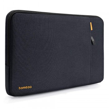 tomtoc Custodia Protettiva a 360° per Laptop per 12 Pollici New MacBook Ultrabook Notebook Laptop Tablet, Borsa…