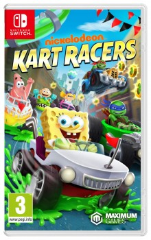 Nickelodeon Kart Racers Nsw- Nintendo Switch