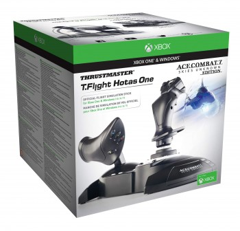 Thrustmaster T.Flight Hotas One - ACE Combat 7 Edizione (Hotas System, Xbox One/ PC)