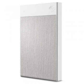 Seagate STHH2000402 Backup Plus Ultra Touch, 2 TB, Bianco