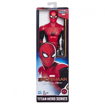 Hasbro Marvel Spider-Man-E5766EU4 Far from Home Titan Hero Power FX, Multicolore, 30 cm, E5766EU4