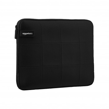 "AmazonBasics - sleeve Urban per laptop da 15,5"", nero"