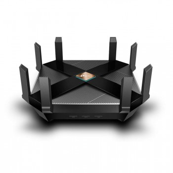 TP-Link - Router wireless N 450 Mbps, facile installazione, pulsante WPS