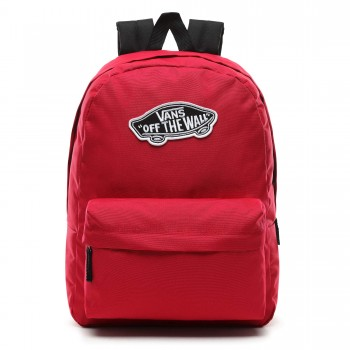 Vans OLD SKOOL III BACKPACK Zaino Casual 42 cm, 22 L, Rossa (Cerise)