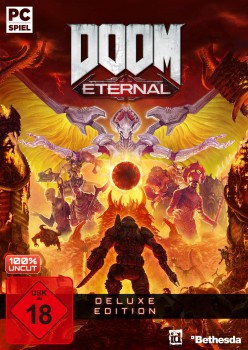 DOOM Eternal - Deluxe Edition [Windows] [Edizione: Germania]
