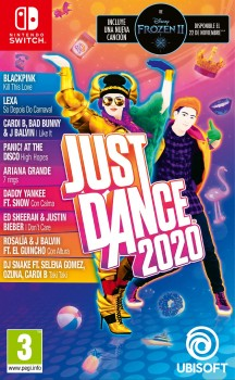 Just Dance 2020 Nintendo Switch - Nintendo Switch [Edizione: Spagna]