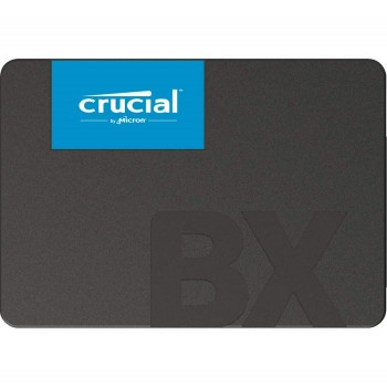 Crucial BX500 CT2000BX500SSD1 SSD Interno, 2 TB, 3D NAND, SATA, 2.5 Pollici, Standard Packaging, 540/500 MB/s