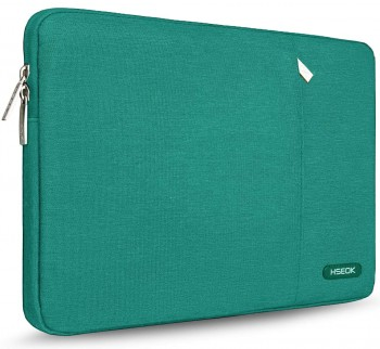 Custodia Computer PC 15.6 Pollici Notebook Portatile Borsa Sleeve a 2 Scomparti Impermeabile, Compatibile da 15-15,6…