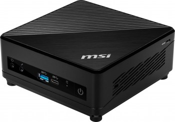 "MSI Cubi 5 10M-007BEU - Mini PC Barebone (Intel Core i7-10510U, fino a 64 GB di RAM, 1 SSD M.2 e 1 HDD da 2,5"", WLAN 802…"