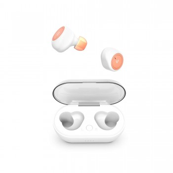 Energy Sistem Earphones Urban 1 True Wireless White (True Wireless Stereo, BT 5.0, Open&Play, Charging Case)