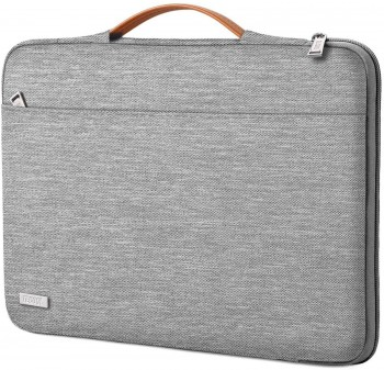 TECOOL Custodia Laptop Borsa per 15-15,6 Pollici HP Lenovo Thinkpad Ideapad Acer dell Notebook Chromebook, Sleeve…